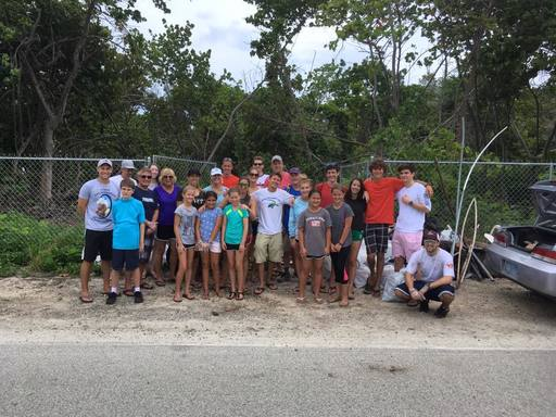 NHS Beach Clean-Up