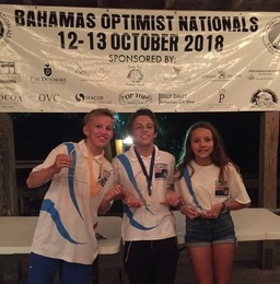 CIS Sailors Compete in Bahamas