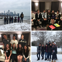 Model UN Competes in Chicago