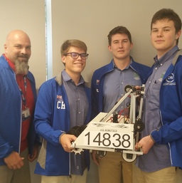 CIS Students to Attend Robotics Competition in Jamaica