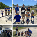 Grades 11 and 2 Visit the Mangroves