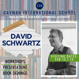 Author Visit: David M. Schwartz