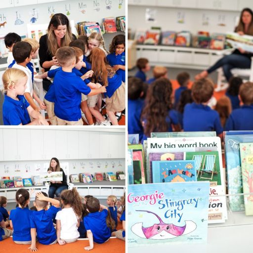 Author Visit: Erin Connely