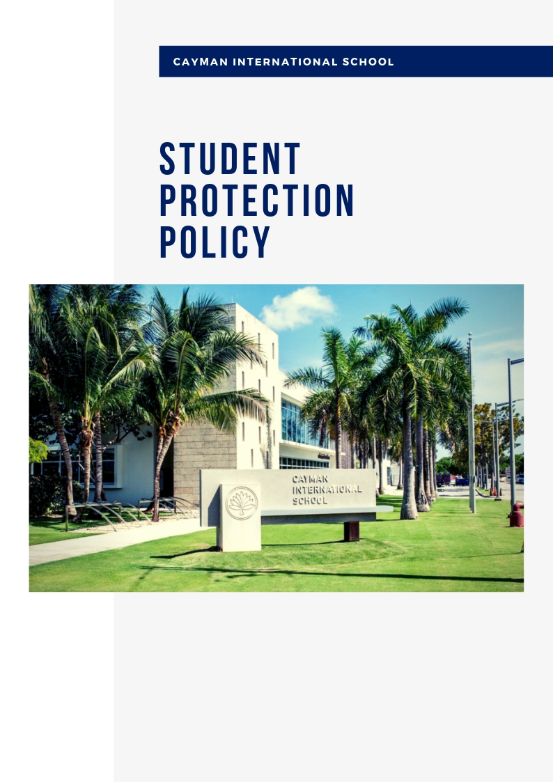 Student Protection Policy